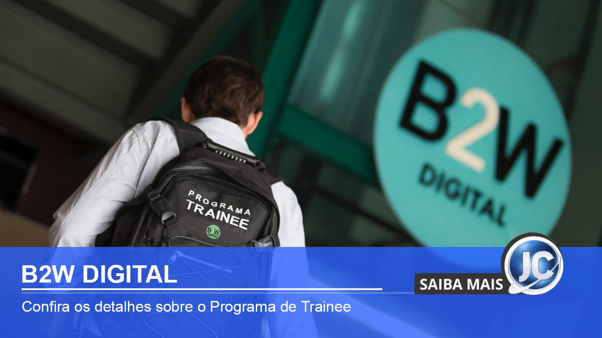 B2W Digital Trainee 2021
