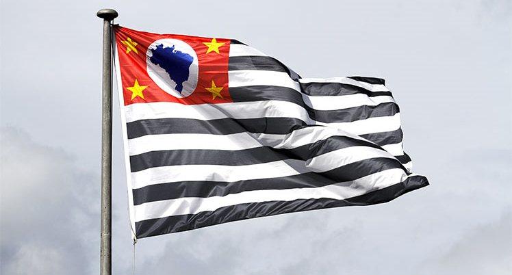 Bandeira do Estado de SP
