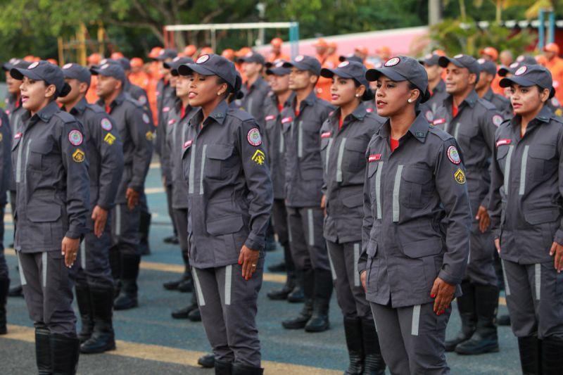Concurso Bombeiros BA - Soldados do Corpo de Bombeiros da BA