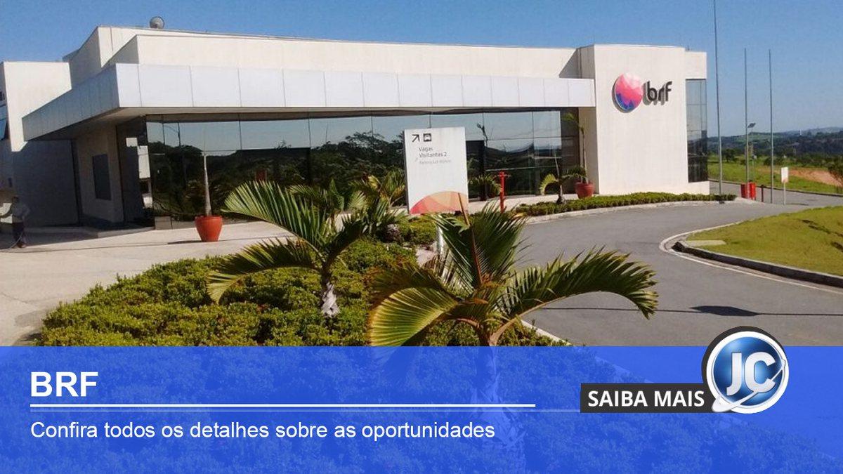 BRF abre 3.400 novas vagas de emprego no Brasil