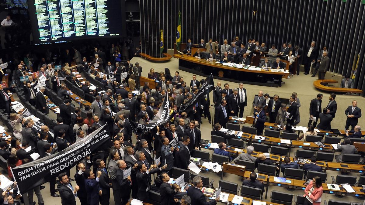 Concurso público - plenário na Câmara dos Deputados