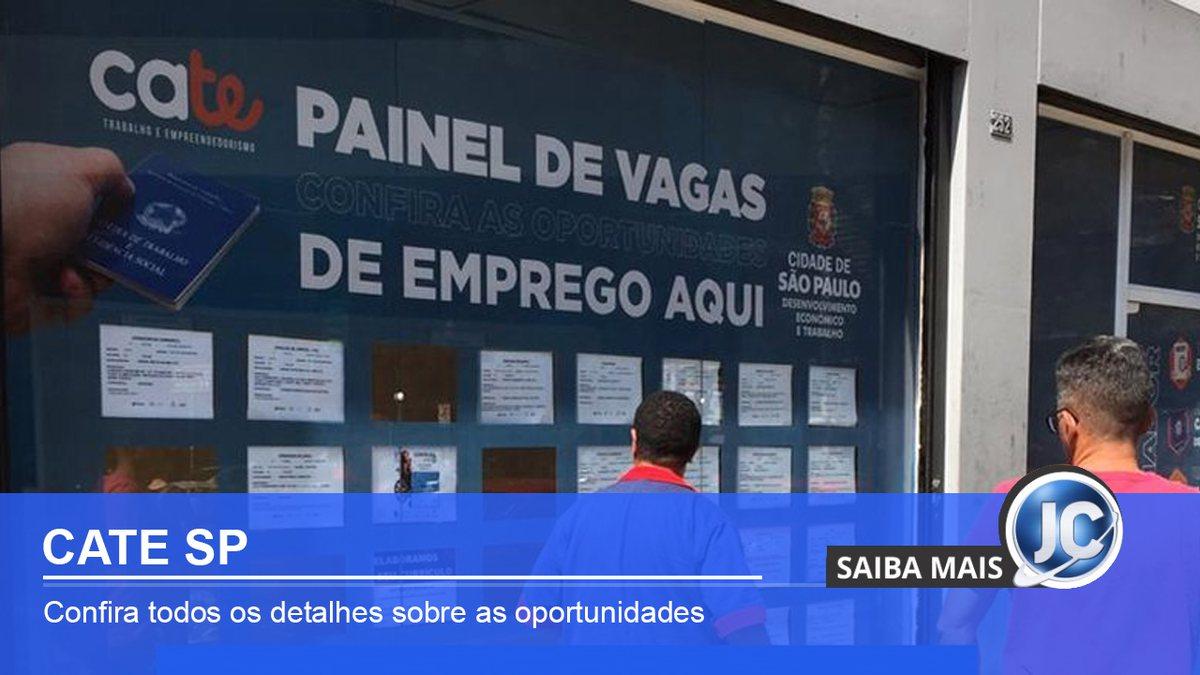Prefeitura SP abre seleção para 500 vagas de emprego; maioria é no comércio