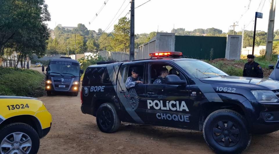 Viatura de polícia
