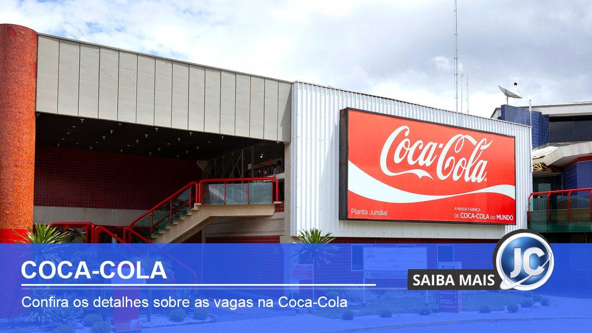 Coca-Cola Femsa Brasil abre vagas em São Paulo