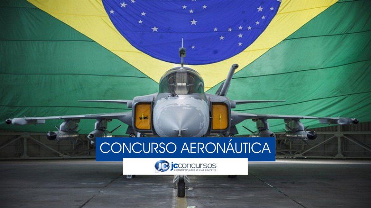 Concurso Aeronáutica para cadetes do ar