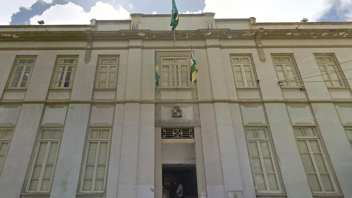 Concurso da Câmara de Aracaju: sede do órgão