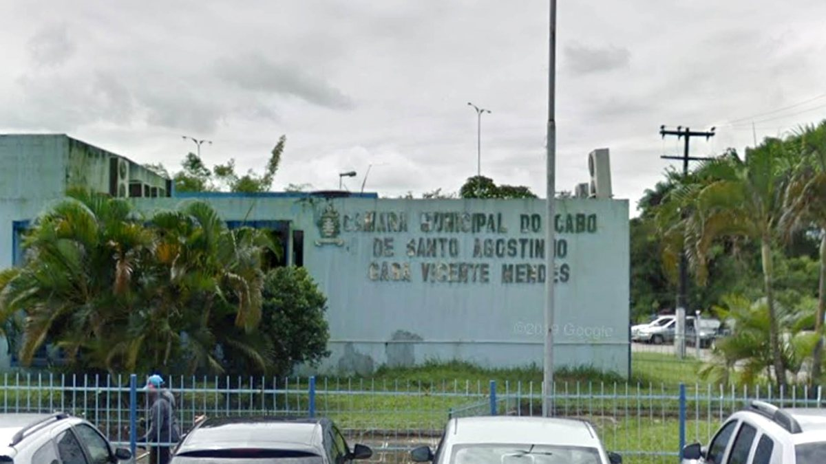 Concurso Câmara do Cabo de Santo Agostinho: sede do órgão
