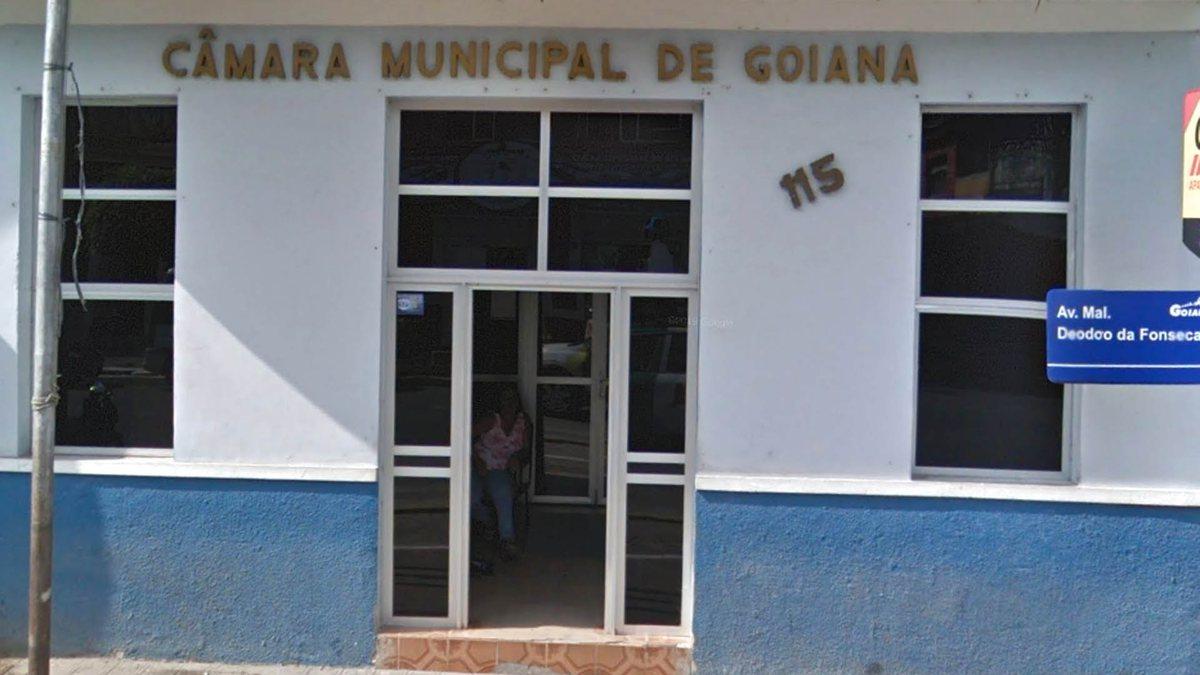 Concurso da Câmara de Goiana: sede do órgão