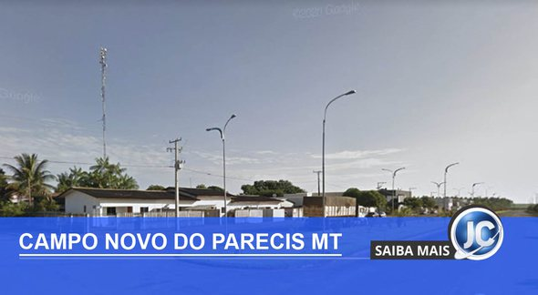 Concurso de Campo Novo do Parecis MT - Google street view