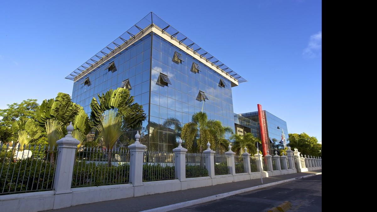 Concurso CGE AL: foto do prédio local de trabalho