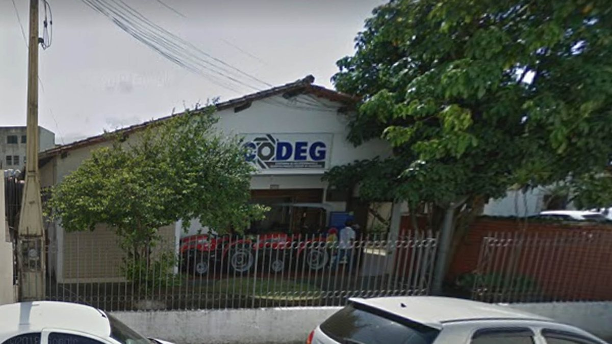Concurso Codeg de Guarapari: sede do órgão
