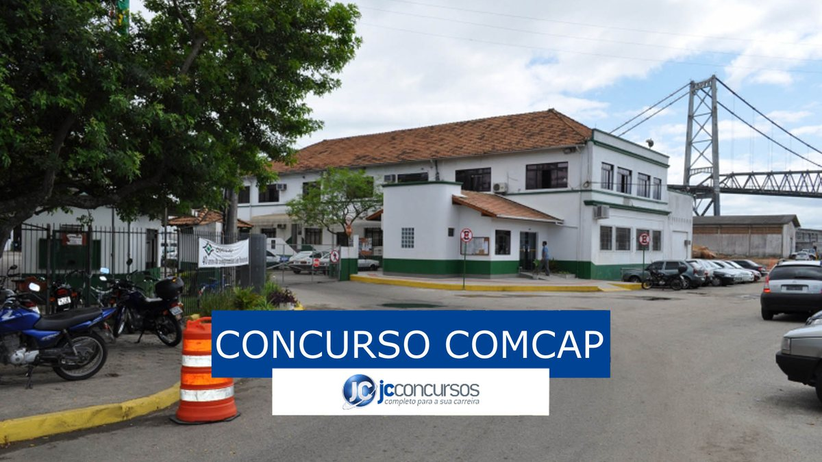 Concurso Comcap: sede do órgão