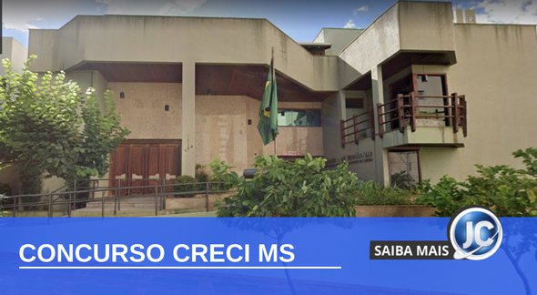 Concurso Creci MS - sede do órgão - Google Street View