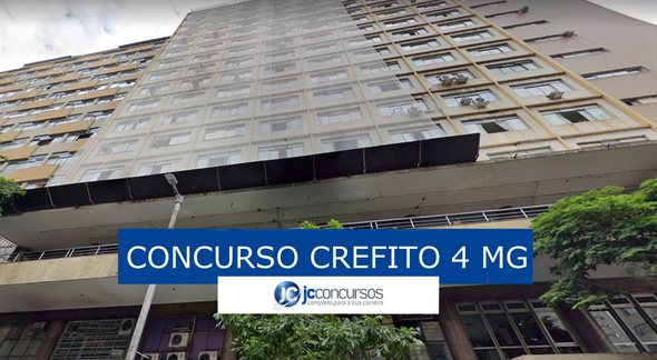 Concurso Crefito 4 MG: sede do órgão - Google street view