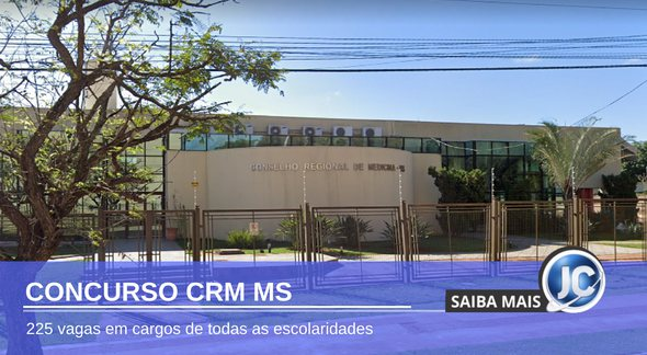 Concurso CRM MS - sede do Conselho Regional de Medicina do Estado do Mato Grosso do Sul - Google Street View