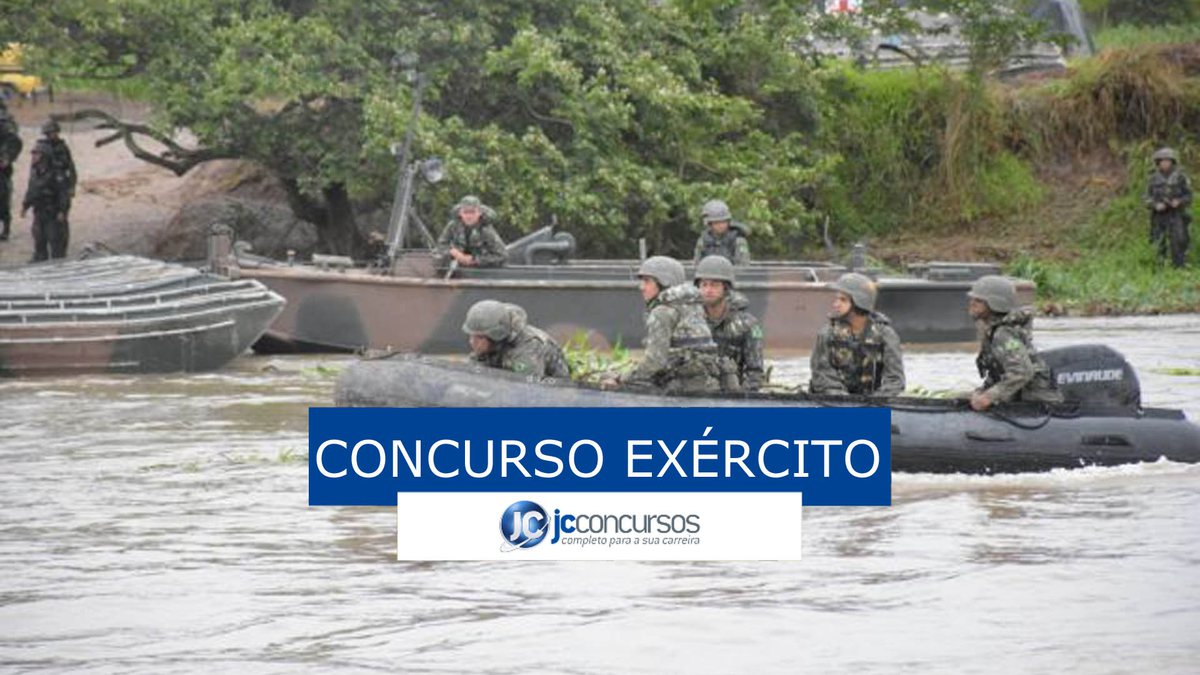 Concurso DEC do Exército