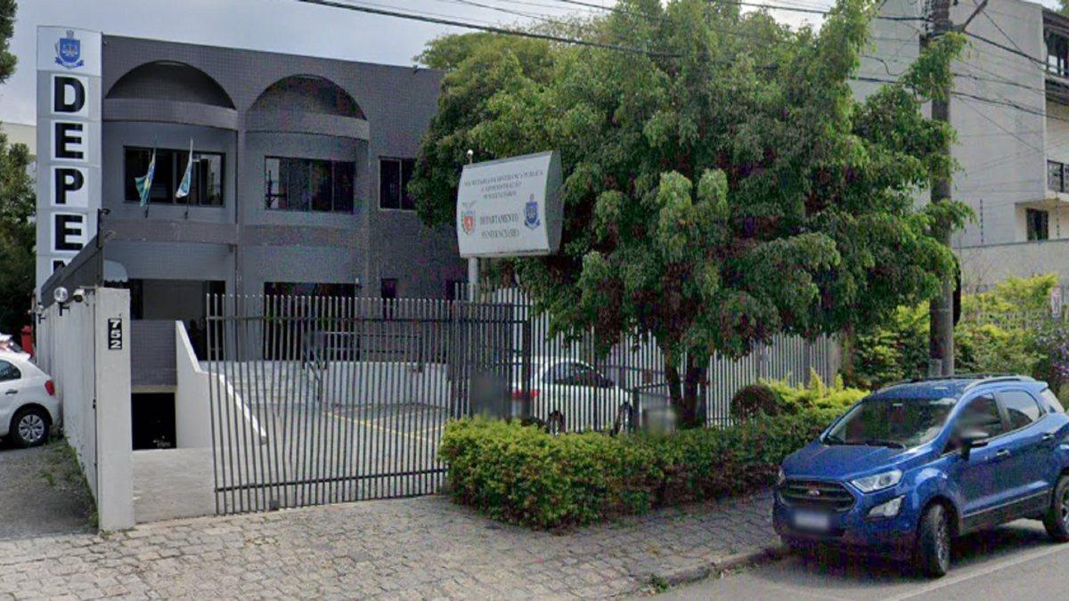 Concurso Depen PR - sede do Departamento Penitenciário do Paraná