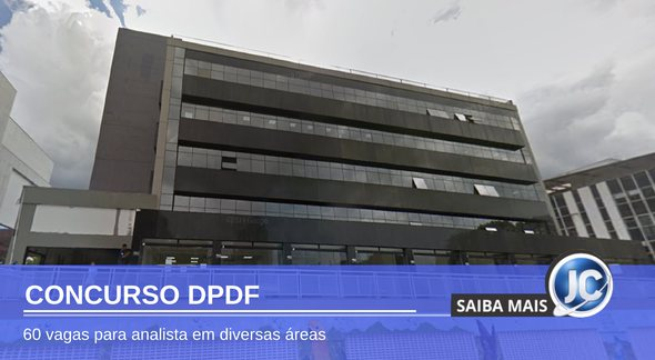 Concurso DPDF - sede da Defensoria Pública do Distrito Federal - Google Street View