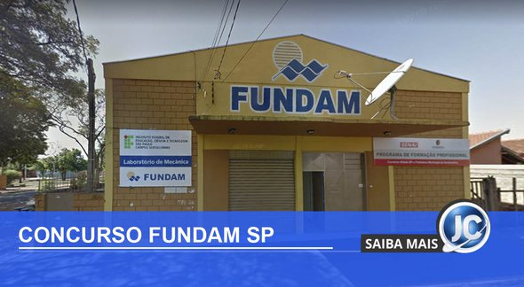 Concurso Fundam SP - Google street view