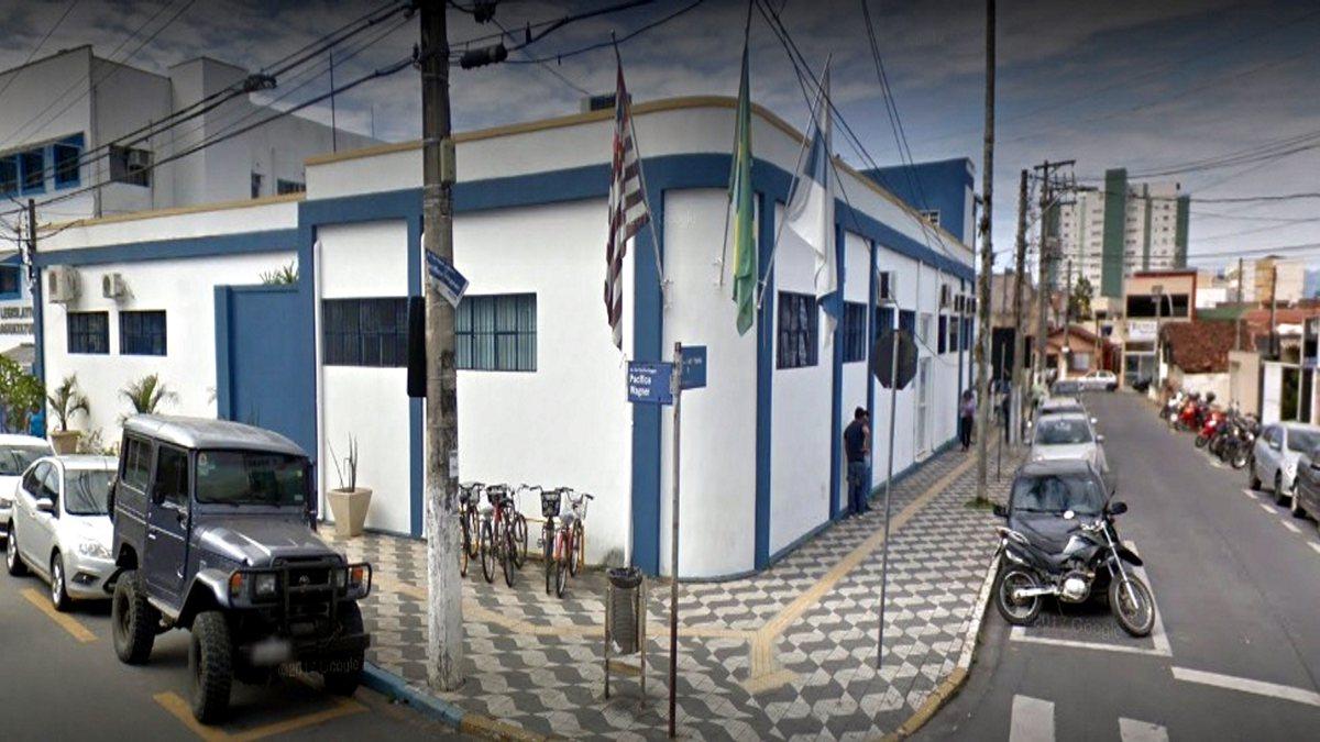 Concurso Guarda Municipal de Caraguatatuba - sede da prefeitura