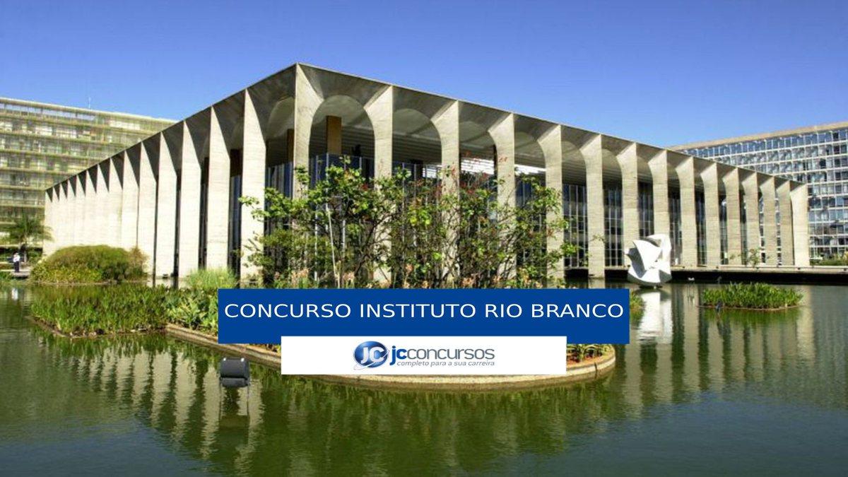 Concurso Instituto Rio Branco: sede do órgão