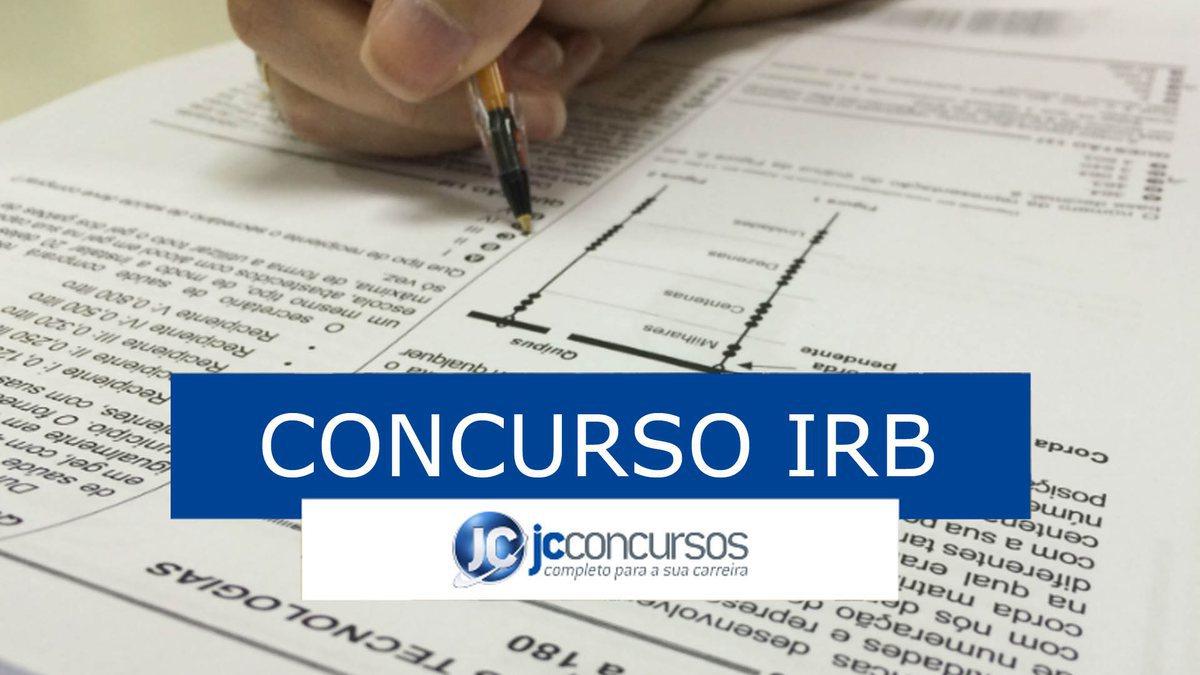 Concurso Instituto Rio Branco: pessoa fazendo prova