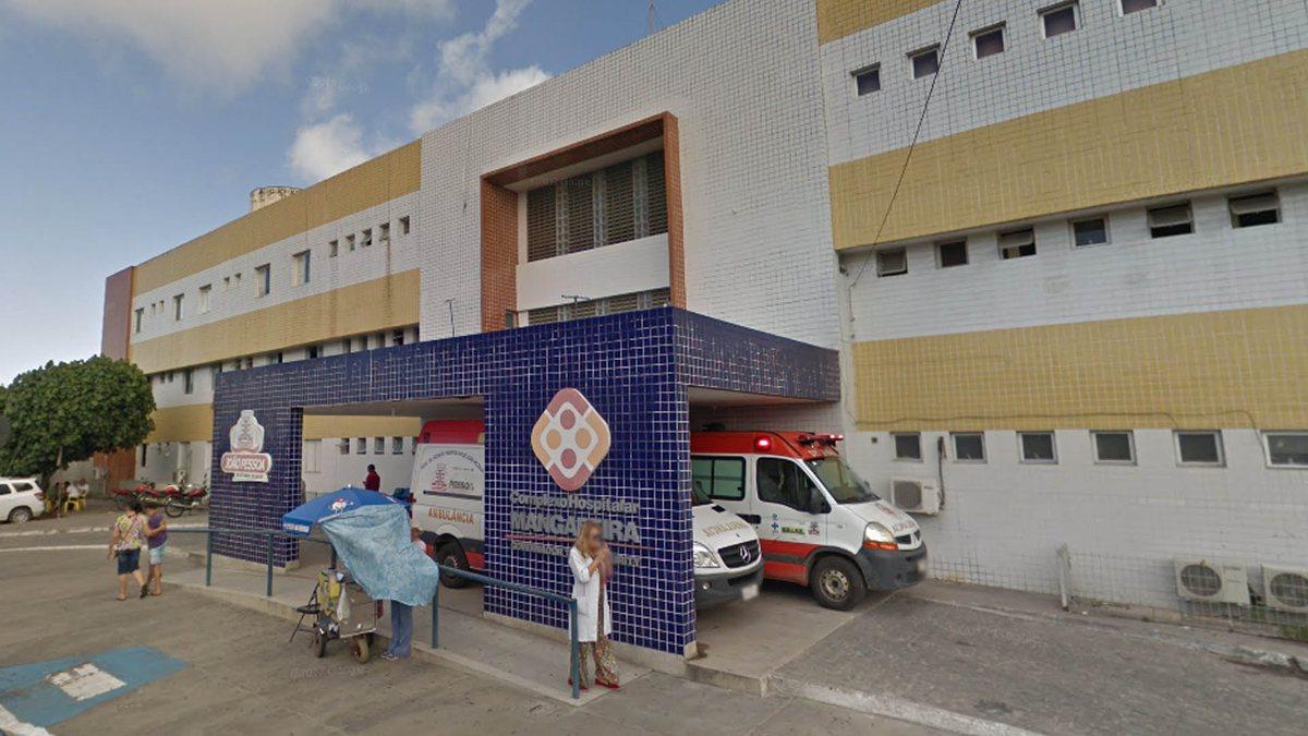 Concurso SMS de João Pessoa: Complexo Hospitalar de Mangabeira