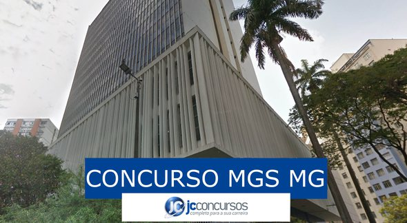 Concurso MGS MG: sede do órgão - Google Street View