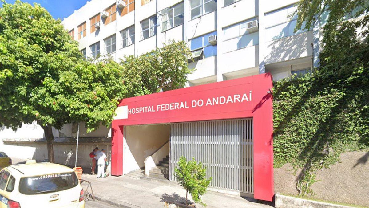 Concurso Ministério da Saúde: Hospital Federal de Andaraí