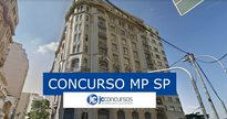 Concurso MP SP para promotor: sede do órgão - Google Street View