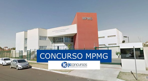 Concurso MP MG: fachada do órgão - Google Street View