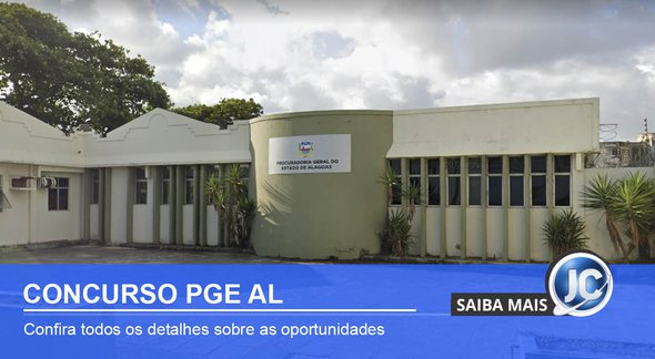 Concurso PGE AL: sede do órgão - Google street view