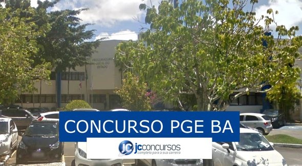 Concurso PGE BA: sede do órgão - Google Street View