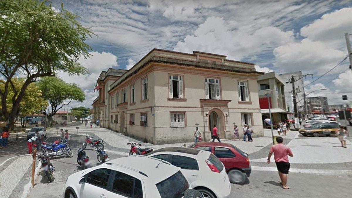 Concurso Prefeitura Alagoinhas - sede do Executivo