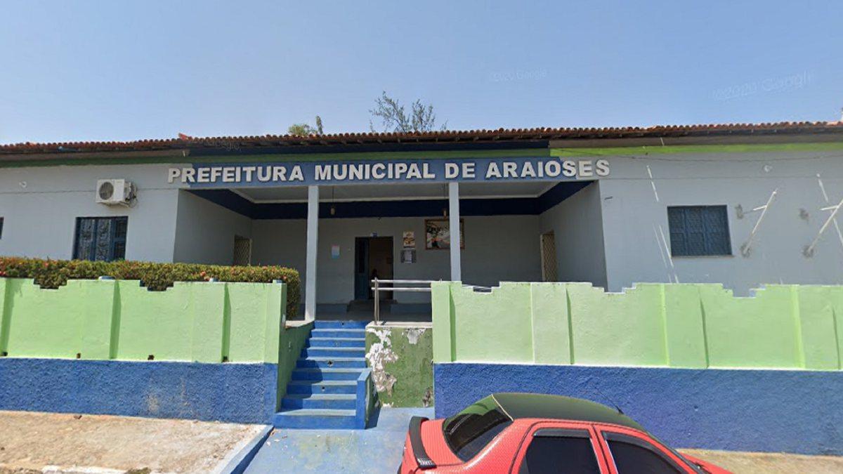 Concurso Prefeitura de Araioses - sede do Executivo