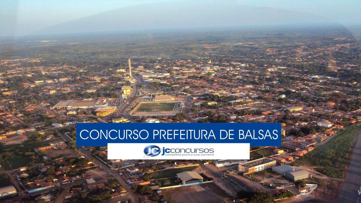 Balsas Maranhão fonte: jcconcursos.uol.com.br
