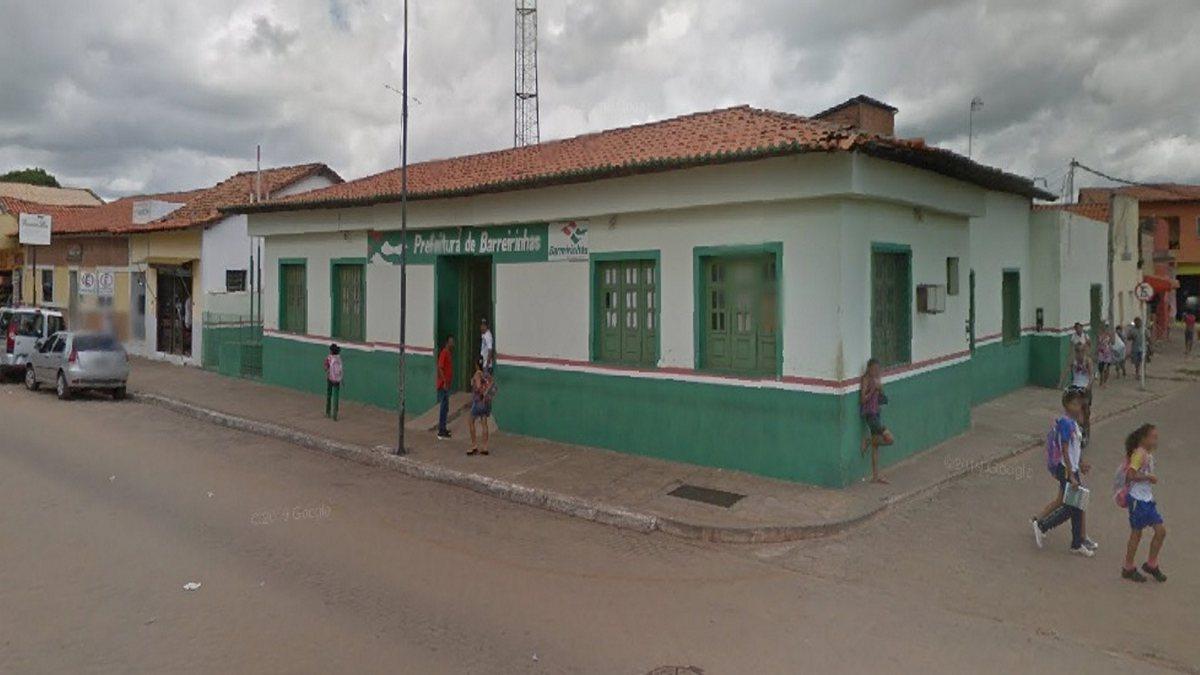 Concurso Prefeitura de Barreirinhas - sede do Executivo