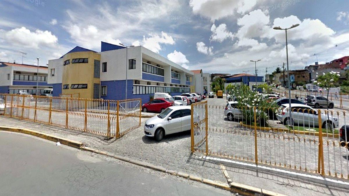 Concurso Prefeitura Cabo de Santo Agostinho - prédio administrativo do Executivo