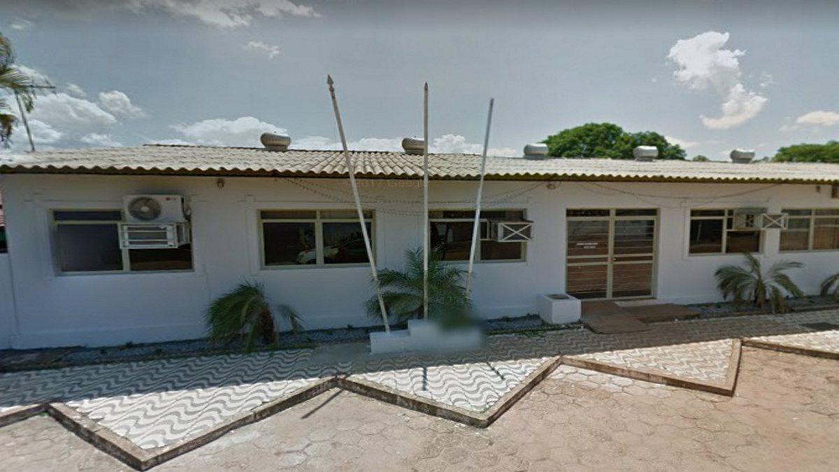 Concurso Prefeitura Colinas do Tocantins - sede do Executivo