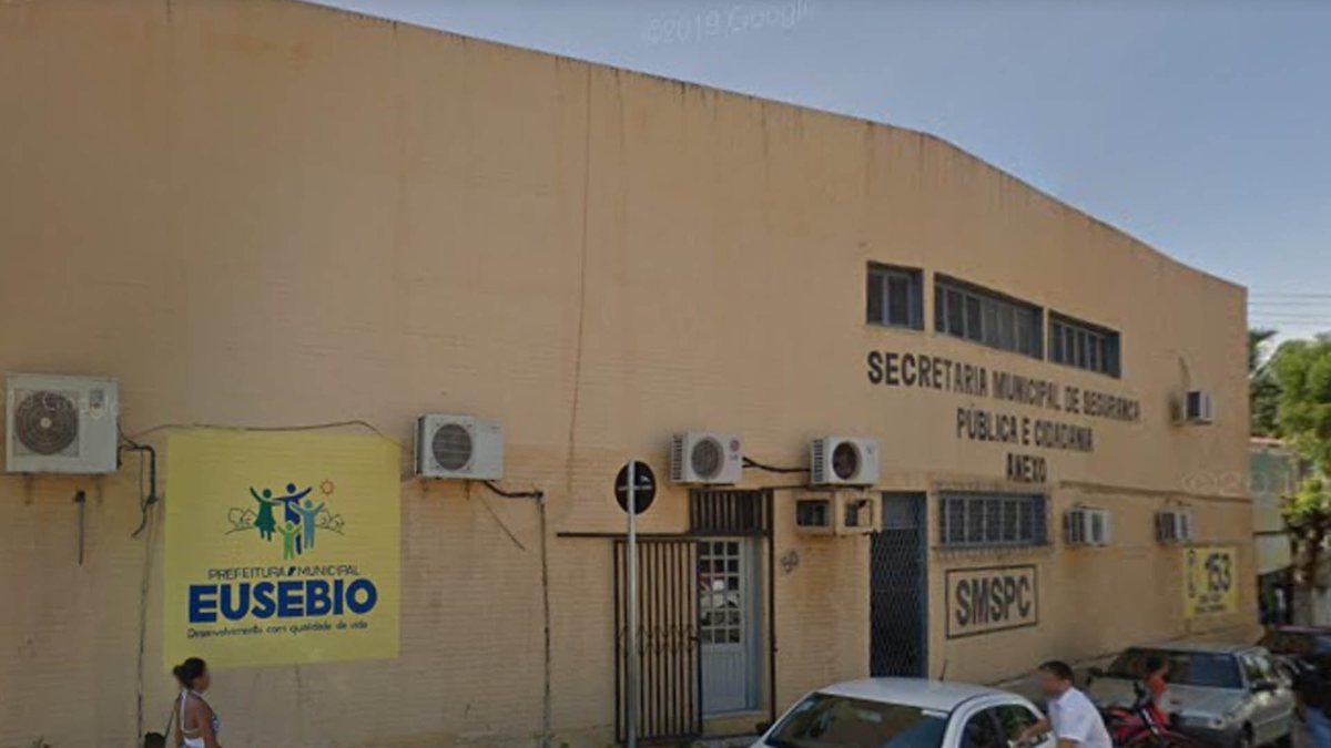 Concurso da Prefeitura de Eusébio: sede do órgão