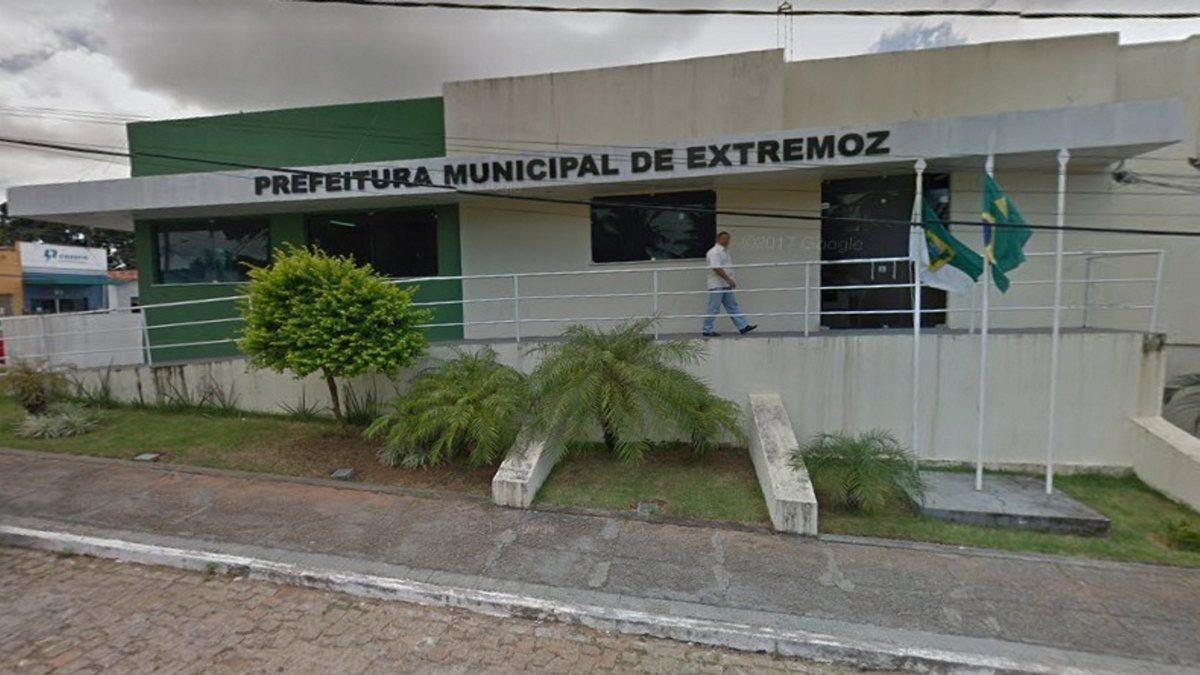 Concurso Prefeitura Extremoz - sede do Executivo