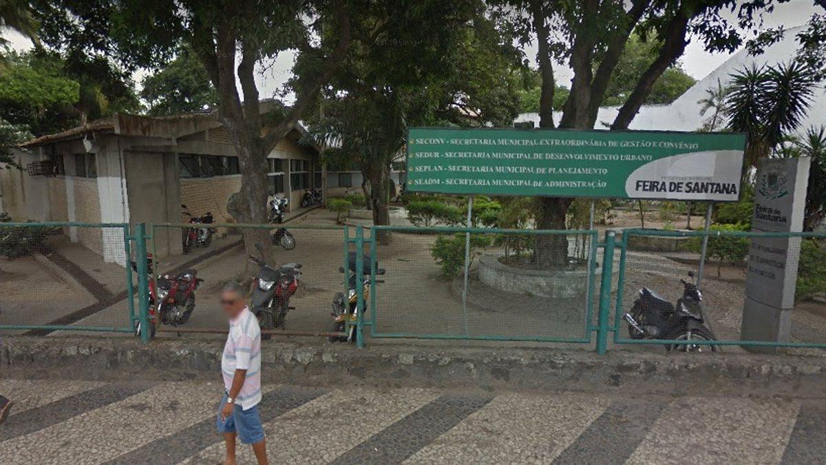 Concurso Prefeitura de Feira de Santana - sede do Executivo