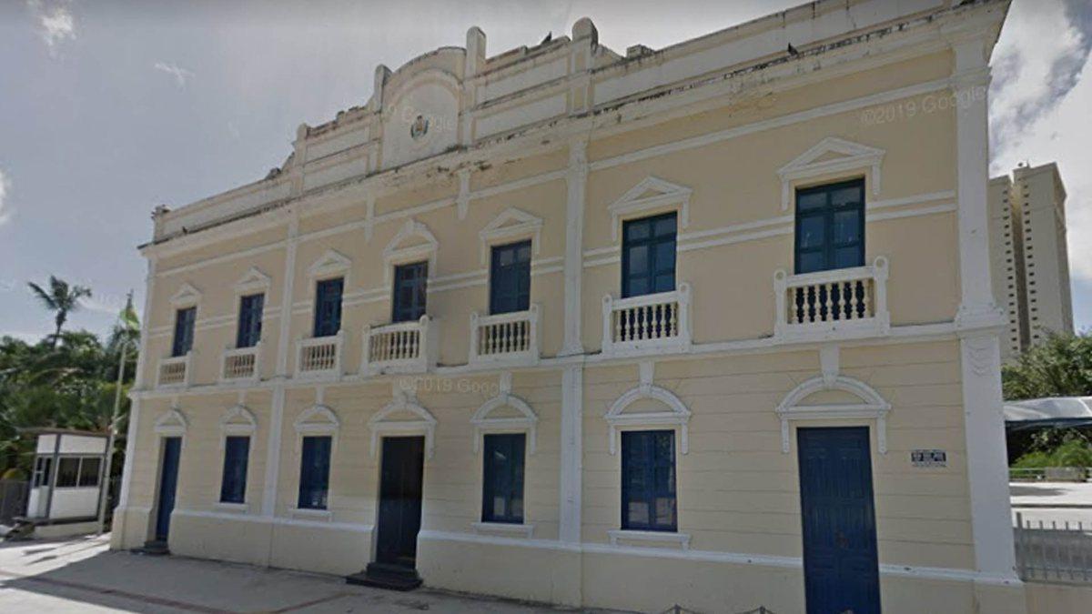 Concurso Prefeitura de Fortaleza CE: sede da Prefeitura de Fortaleza CE