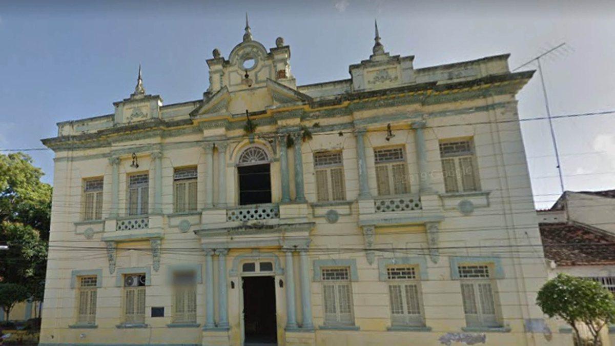 Concurso da Prefeitura de Goiana: fachada do prédio do órgão