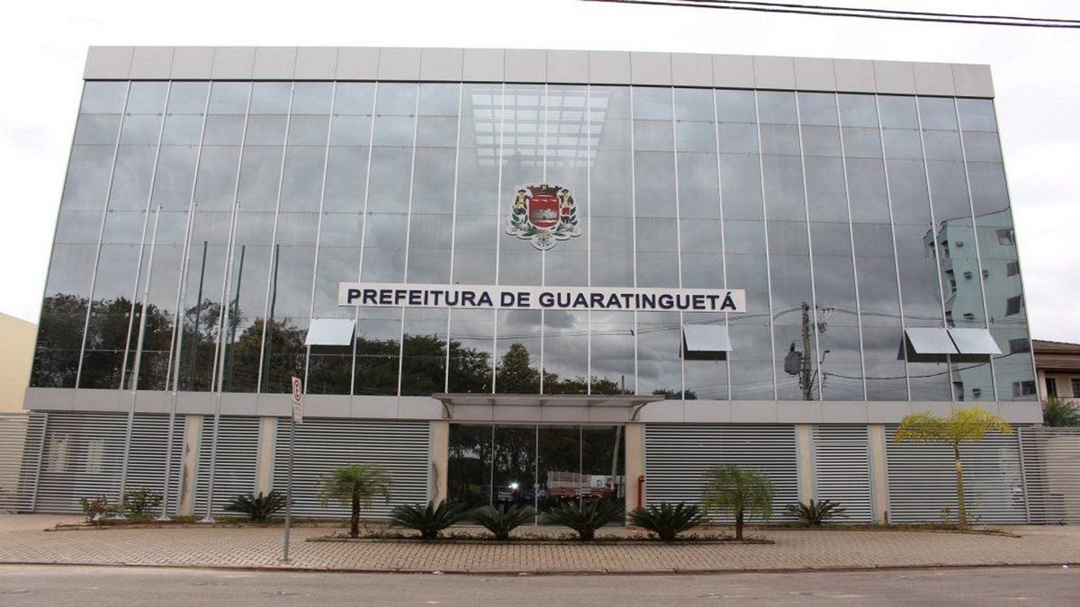 Concurso Prefeitura de Guaratinguetá - sede do Executivo