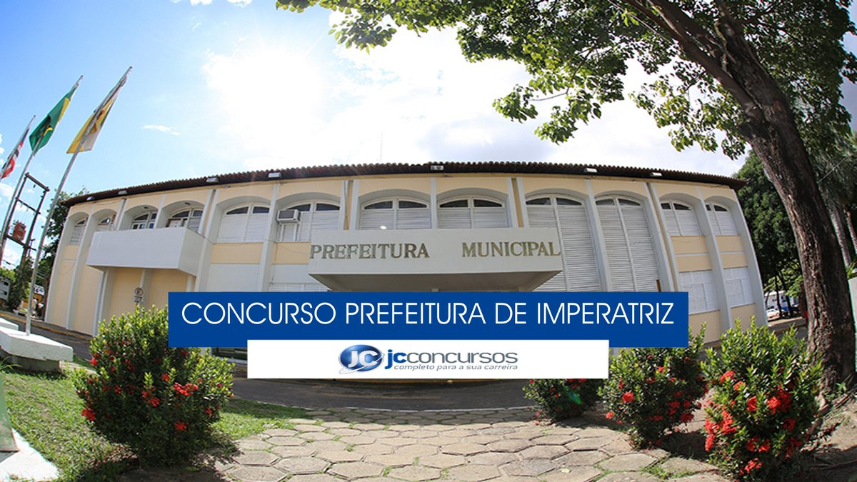 Concurso Prefeitura de Imperatriz - sede do Executivo