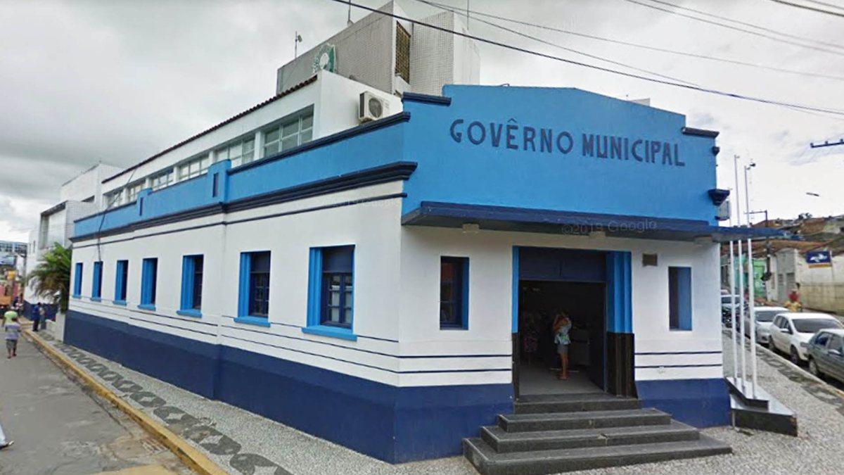 Concurso da Prefeitura de Ipojuca: sede do órgão
