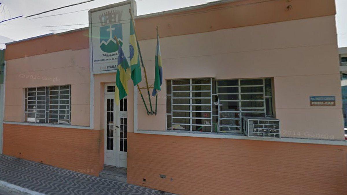 Concurso Prefeitura de Itabaiana - sede do Executivo