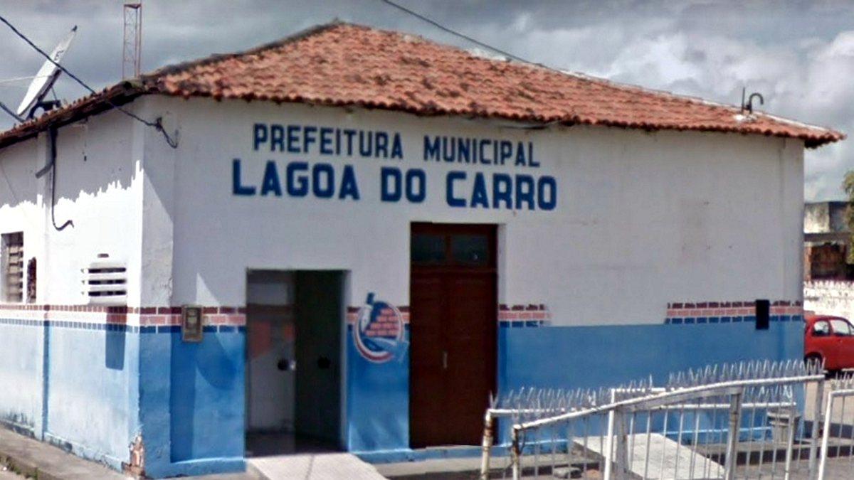 Concurso Prefeitura Lagoa do Carro - sede do Executivo