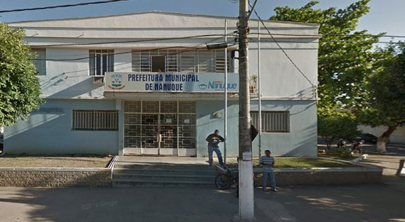 Concurso Prefeitura de Nanuque - sede do Executivo - Google Street View